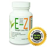 Easy E-Z Intensive Weight Loss Pills. Super Energy and Appetite Control Pills. Satisfaction Guaranteed. (30 ct)
