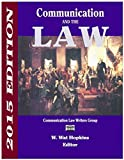 img - for Communication and the Law 2015 Edition book / textbook / text book