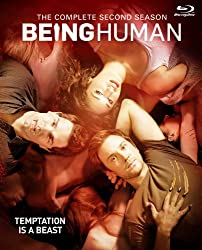 Being Human: The Complete Second Season [Blu-ray]