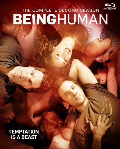 Cover art for  Being Human: The Complete Second Season [Blu-ray]