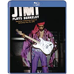 Jimi Hendrix: Jimi Plays Berkeley [Blu-ray]