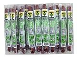 100% Grass-Fed, Paleo Friendly Beef Sticks: MSG, Gluten and Soy Free, Never Given Antibiotics or Hormones (Original Flavor, 48-Count, 1-oz Sticks)