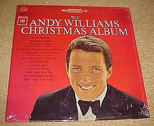 Andy Williams - The Andy Williams Christmas Album Record Album Vinyl LP - Amazon.com Music