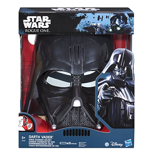 Star Wars Rogue One - Darth Vader, máscara electrónica (Hasbro C0367EU4)