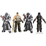 "Neca 7"" Gears of War 3 - Series 3 Set of 4 Action Figures"