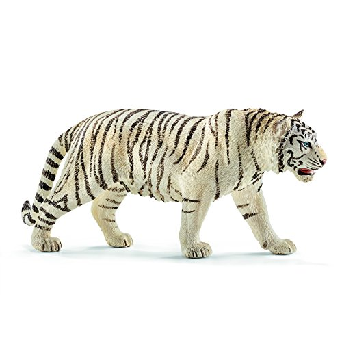 Schleich White Tiger Figure