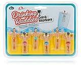 Drinking Buddies - Glas Markierer