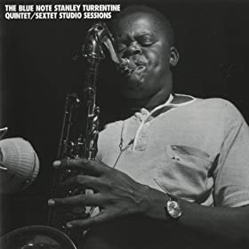 Blue Note Stanley Turrentine / Sextet Sessions