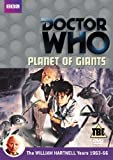 Doctor Who - Planet of Giants [DVD] [1964]