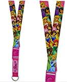 Disney Pin Accessory - Deluxe Lanyard - Storybook Princess