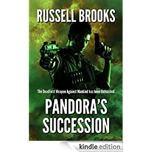 Pandora's Succession (An International Spy Thriller)