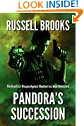 Pandora's Succession (An International Spy Thriller) (Ridley Fox/Nita Parris Spy Series Book 1)