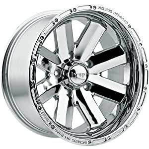 Incubus Recoil 20x9 Chrome Wheel / Rim 6x135 with a 12mm Offset and a 87.00 Hub Bore. Partnumber 518290653+12C