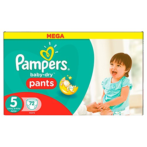 Pampers - baby-dry Pants - Strati