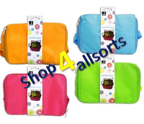Bell'o Small Individual Insulated Cool Lunch Bag Blue