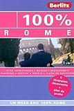 echange, troc Sofie Demuynck - 100 % Rome, Guide de voyage