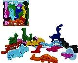 ImagiPLAY Dinosaur Puzzle/Playst