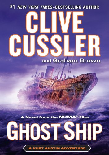 Book Cover: Ghost Ship: A Novel from the NUMA® Files