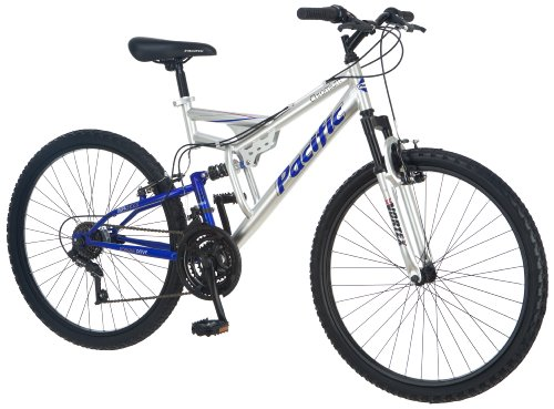 Pacific Cycle Men's Chromium Bicycle