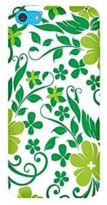 TrilMil Printed Designer Mobile Case Back Cover For Apple iphone 5C