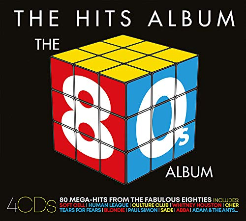 CD : VARIOUS ARTISTS - Hits Album: The 80s Album