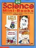 25 Science Mini-Books (Grades PreK-3)