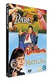 Babe/The Borrowers/Matilda [DVD]