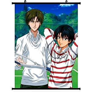 "Home Decor Japanese Anime Wall Scroll Anime Poster Prince of Tennis(24""*32"")"