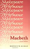 img - for Macbeth (Shakespeare in Performance MUP) book / textbook / text book