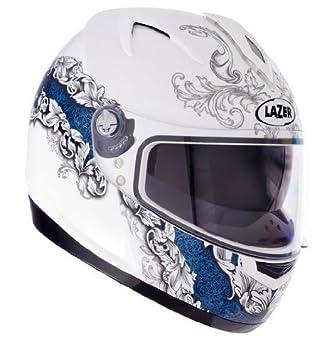 Lazer 1202811300XL breva 'r-swan-blanc-taille xL (bleu/blanc)