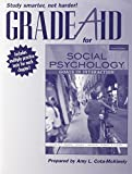 Grade Aid Workbook with Practice Tests for Social Psychology: Goals in Interaction (0205541119) by Kenrick, Douglas T.