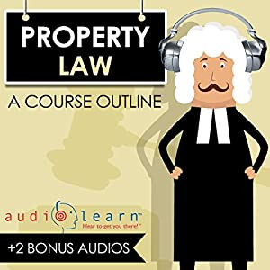 Property Law AudioLearn Audiobook