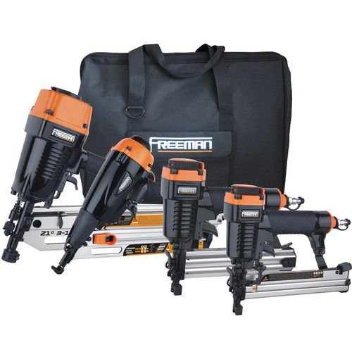 Framing Tool Kits, Power Nail Guns, Perfect For Finishing Any Residential Or Commercial Construction Jobs, Durable Long Lasting Tools. Always Guaranteed!