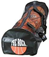 Anaconda Sports® AK-MESH-L-ROCK Large Mesh Ball and Equipment Bag with The Rock® Logo