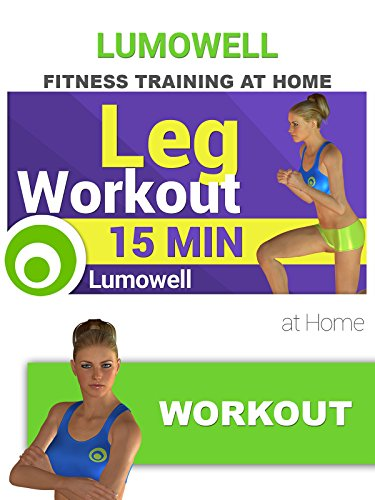 15 Minute Leg Workout at Home