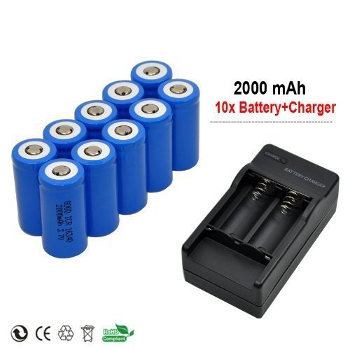 mini-butterball-10-pcs-37v-2000mah-protected-li-ion-blue-rechargeable-16340-batteries-cr123a-battery