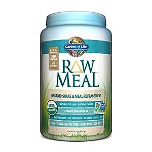 Garden of Life RAW Organic Meal 32 oz (908g) Powder (Packaging May Vary)