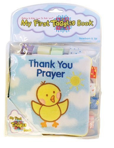Thank You Prayer (My First Taggies Book)