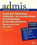 Assistant territorial (principal) de...