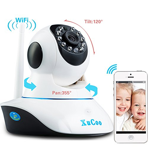 Check Out This XUCOO HD 720P Wifi IP/Network Camera Video Baby Monitor Surveillance Home Security Ca...