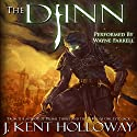 The Djinn Audiobook by J. Kent Holloway Narrated by Wayne Farrell
