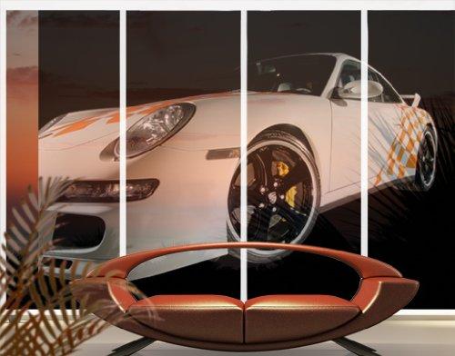 XXL FensterBild Porsche Carrera 911 No.4 jetzt bestellen