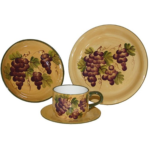 Brilliant Grape Pattern Dinnerware Sets 500 x 500 · 39 kB · jpeg