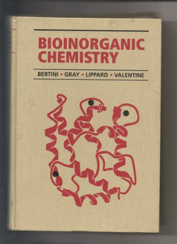 Bioinorganic Chemistry