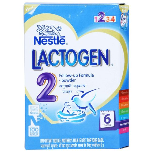Nestle Lactogen Stage 2 400G (After 6 Months) (Pack Of 3)