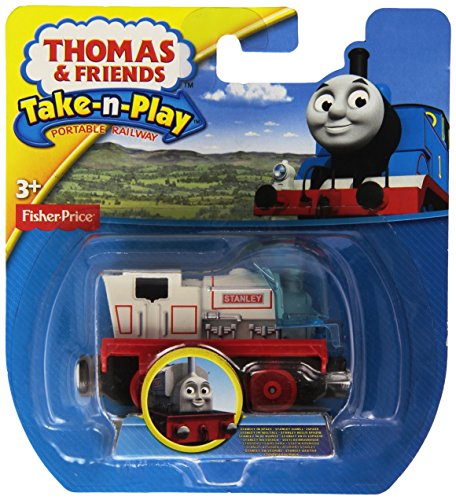 Fisher-Price Thomas The Train Take-N-Play Stanley In Space Train