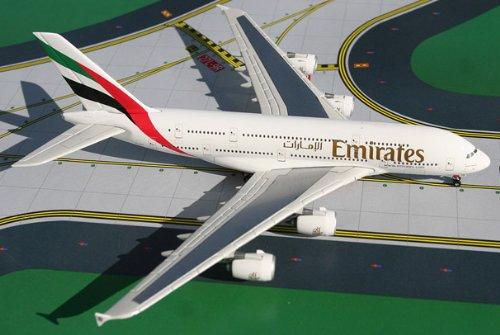 1: 400 ジェミニジェット Emirates エアバス 380 (並行輸入)