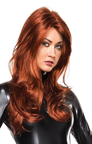Rubie's Costume Co Women's Marvel Universe Black Widow Wig