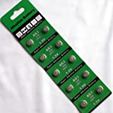 アルカリボタン電池 LR41 10P