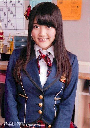 AKB48 公式生写真 前しか向かねえ 通常盤 封入特典 昨日よりもっと好き Ver. 【木本花音】
